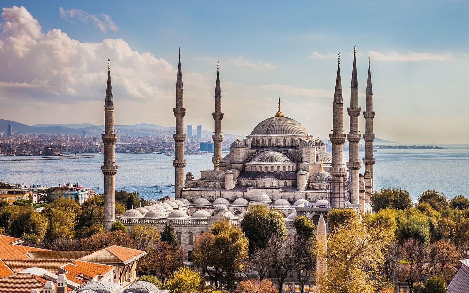 Vliegtickets Istanbul