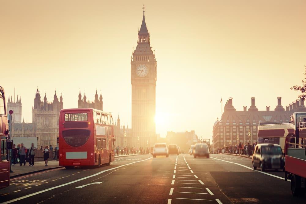 Vliegtickets Londen