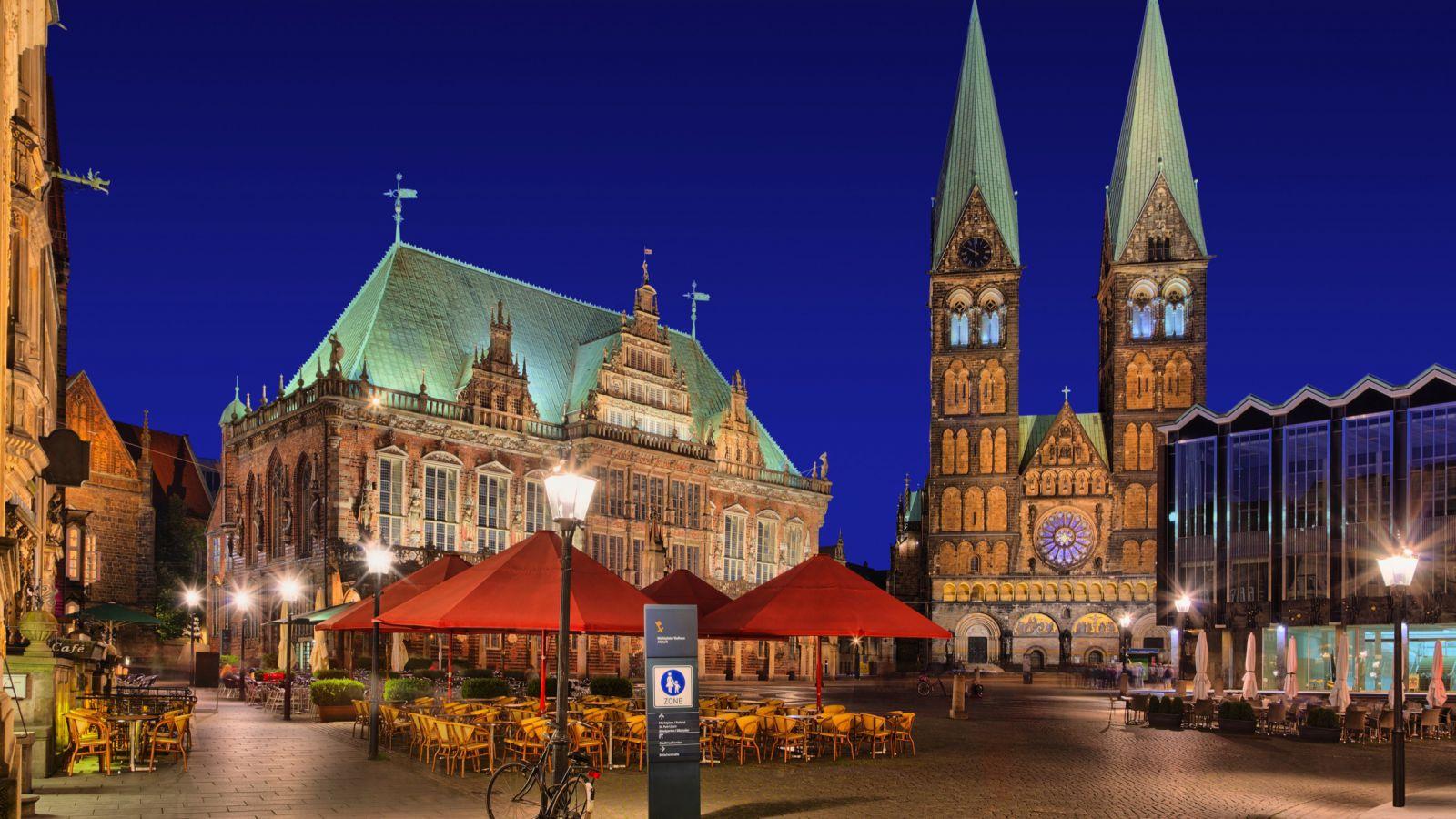 Goedkope vliegtickets naar Bremen