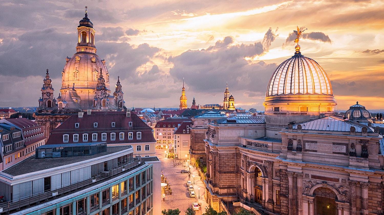 Goedkope vliegtickets naar Dresden