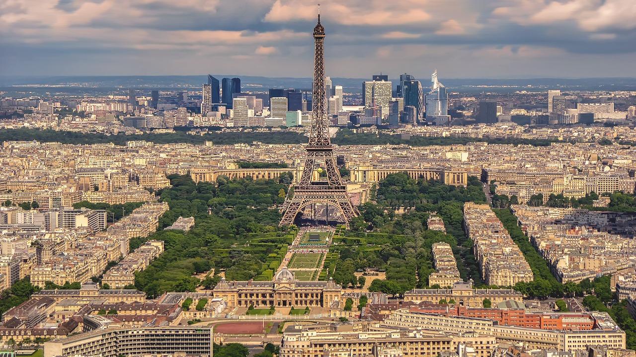 Goedkope vliegtickets naar Frankrijk