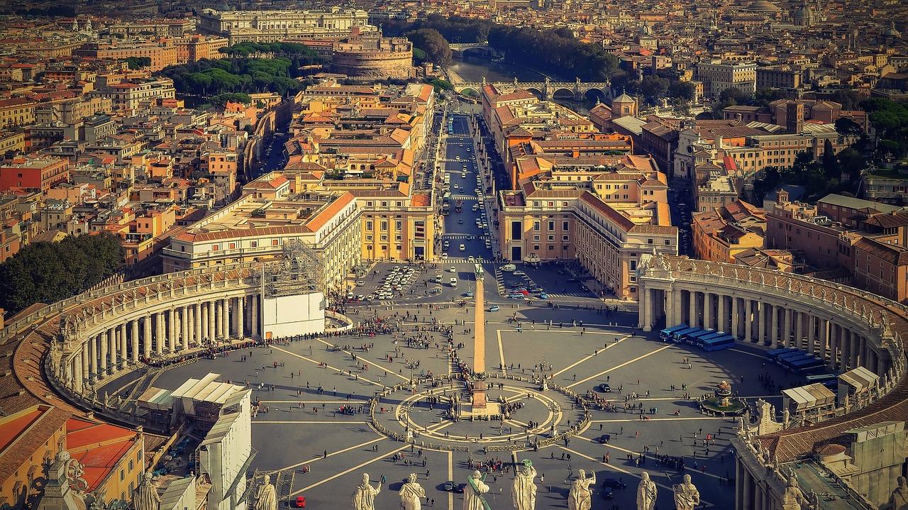 Vliegtickets Italië