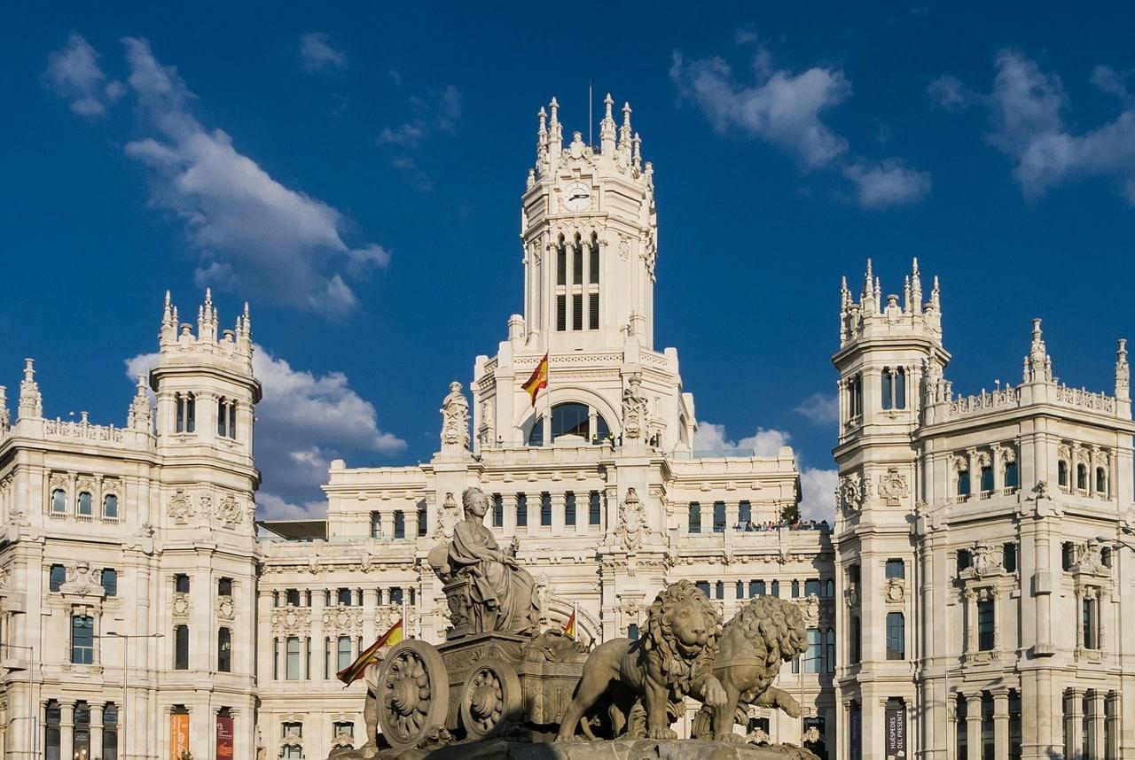 Vliegtickets Madrid