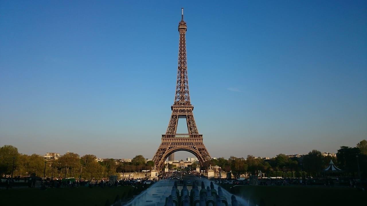Vliegtickets Parijs