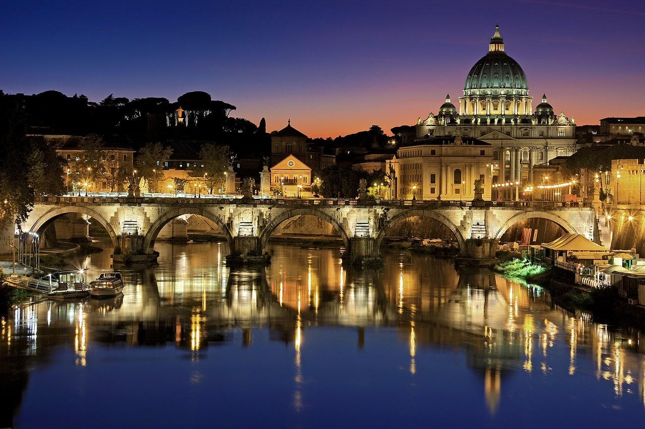 Vliegtickets Rome