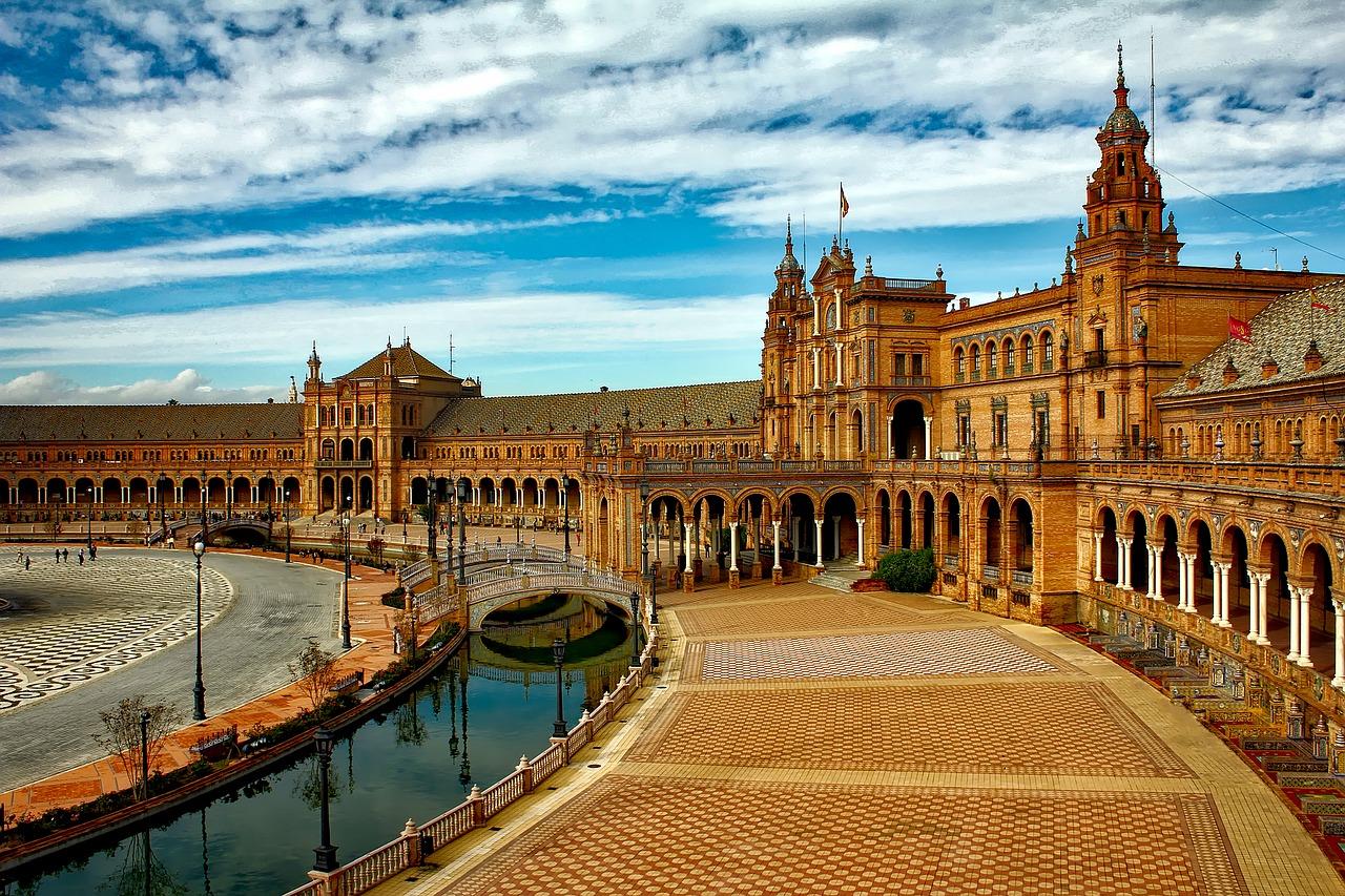 Vliegtickets Spanje